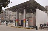 High-Accuracy sichere Tankstelle des Portable-CNG für CNG Fahrzeuge
