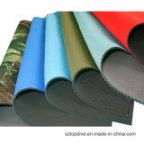 Hoja flexible de la materia textil del neopreno de la alta calidad para el juego mojado