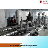 Machine d'Extrusion Single-Screw