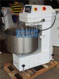 Spiraalvormige Mixer van het Deeg van prijzen de Horizontale 15kg met de Verwijderbare Delen van de Kom (zmh-15)