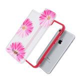 iPhone 7のケースカバーのため、AppleのiPhone 7のための堅い後ろ板TPU豊富なフレームのケースの衝撃の引きつけられる細い滑り止めの保護ケース
