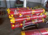 ダンプトラックのためのHyvaの親切な多段式油圧望遠鏡シリンダー