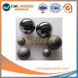 La máxima calidad K10, K20 de la válvula de bola de carburo de tungsteno