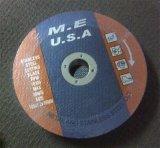 Poliermittel-reibende Platten (105*1.2*16mm) für Stahl und Edelstahl