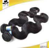 Соткать тела ранга 10A бразильских продуктов волос девственницы