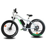 500With750W Bafun Bewegungsfetter Gummireifen weg vom Straßen-elektrischen Fahrrad