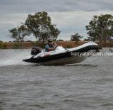 Boot van de Rib van China van de Rubberboot van Hull van Liya 14FT de Stijve Opblaasbare