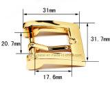 L'inarcamento di cinghia in lega di zinco di Pin dell'inarcamento del cablaggio del metallo caldo di vendita per l'indumento calza le borse (Yk1034-1156)
