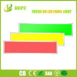 Luz del panel ahuecada LED ultrafina de la luz del panel de 600X1200 RGB para el propósito comercial