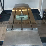 三菱システムCNCの訓練および機械化の旋盤(MT50B)