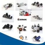 Электродвигатель привода щеток вращающегося пылесборника PMDC 63 мм с 12V 100 Вт (MB063КГ250-5)