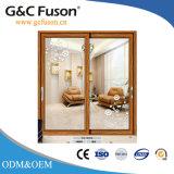 Fuxuan 10years 보장 상업적인 알루미늄 단면도 미닫이 문