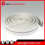 Lutte contre le feu avec du tuyau flexible en PVC/garniture en caoutchouc