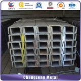 A36 laminadas en caliente de acero estructural leve Canal (CZ-C03)