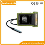 Handbediende Veterinaire Ultrasone klank (SonoScan A10V)