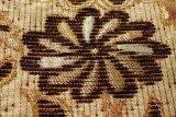 Ткань софы драпирования жаккарда Brown Цветом