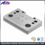 Piezas de acero de encargo del CNC de la maquinaria del accesorio auto para el espacio aéreo