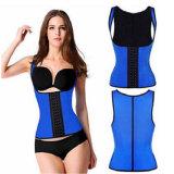 Épaisseur corset d'abdomen de 2mm à de 2.5mm amincissant le néoprène de gilet