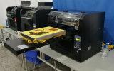 Цена цифрового принтера Texjet тенниски тканья размера Kmbyc A3
