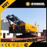 Venda quente Sany novo guindaste de esteira rolante hidráulico de 55 toneladas mini