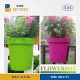Umweltfreundliche kreative Blumen-u. Pflanzenwand-hängende Potenziometer Plastik