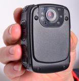 Câmera de gravação desgastada corpo 1080P/1296p da polícia impermeável