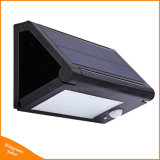 Foldable trifishes outdoor 32LED solarly Motion sensor guards barrier Light