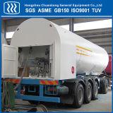 Kälteerzeugende Flüssigkeit-AR-CO2 O2-N2-Straßentankfahrzeug