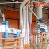 """(100tpd) Machines """"clés en main"""" de moulin à farine de qualité de projet"""