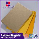 内部および外部の使用のための帯電防止火証拠のアルミニウム合成のパネルシート