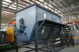 reibende Plastikwaschmaschine für überschüssigen Bauernhoffilm und -beutel