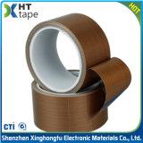 Bande résistante à la corrosion de fibre de verre de tissu de teflon de qualité