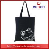 Moda Hombre Mujer Tote Playa compras la bolsa de algodón/lienzo