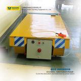 製鉄業の輸送のトレーラーの柵の平らなカート
