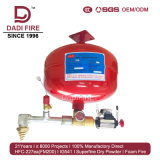 Un fuego más barato del extinguidor que cuelga el sistema de supresión eléctrico de fuego 20-40L FM200