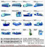 2 цветной ПВХ TPR системы литьевого формования машины зерноочистки