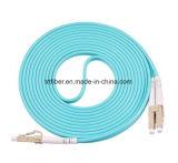 Om3 10g LC-LC Duplexfaser OptikPatchcord