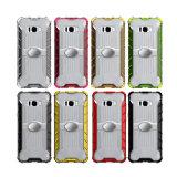 Раковина мобильного телефона цвета градиента в случай TPU примечания 8 галактики