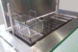Tensa Arrivel nova máquina de limpeza industrial com Plataforma de Elevação