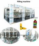 L'eau gazeuse automatiques de boissons gazeuses Machine de remplissage de bouteilles de boissons de l'embouteillage