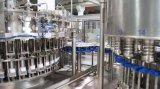 洗浄にパルプと炭酸飲み物のための1台の機械に付き4台をキャップすること満たし、
