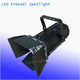 LED 프레넬 150W 급상승 스포트라이트 단계 빛