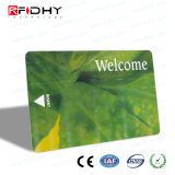 O leitor de RFID para controle de acesso do bilhete de papel