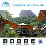 De Capaciteit van de Tent van het Huis van de Houten Container van de Vakantie van de luxe met SGS