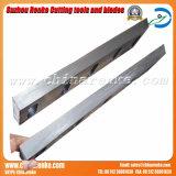 Лезвие шредера высокоскоростной стали для пластмассы вырезывания