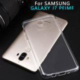в случай примечания 8 галактики Samsung прозрачные Note8 освобождают ультратонкий случай мобильного телефона TPU