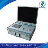 Generatore medico dell'ozono del disegno di economia di spazio con la calibratura fotometrica automatica dell'ozono (ZAMT-80)