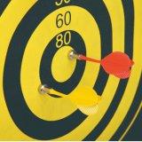 Personalizzato rotolato sui giochi dell'interno del Dartboard magnetico per i bambini