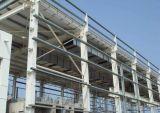 Edificios prefabricados de Viento-Resistencia de la vertiente de la estructura de acero con Niza calidad