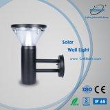 На солнечной энергии настенный светильник с интеллектуальное управление освещением